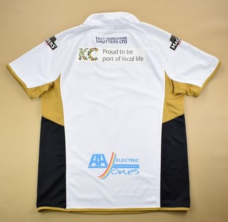 HULL FC RUGBY ISC SHIRT L
