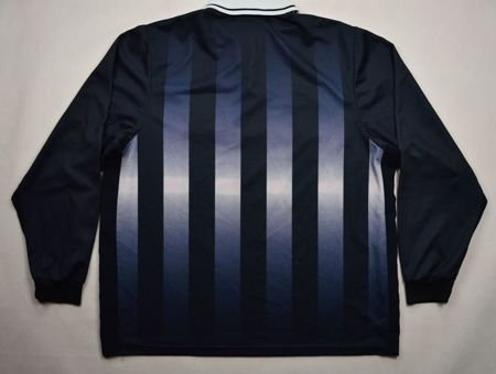 IRISH SOCCER REFEREES SOCIETY LONGSLEEVE SHIRT XXL