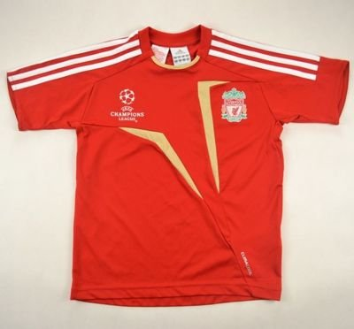 LIVERPOOL SHIRT S. BOYS