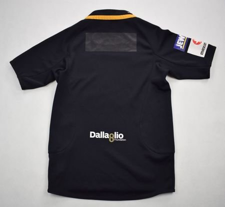 LONDON WASPS RUGBY CANTERBURY SHIRT S