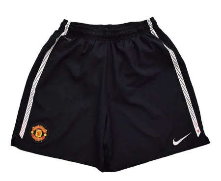 MANCHESTER UNITED SHORTS XL. BOYS 160-170 CM