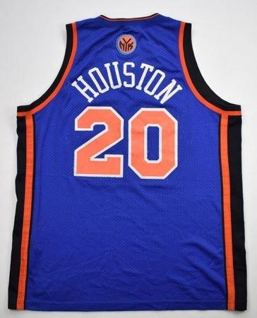 100% authentic 7cb81 d2c29 NEW YORK KNICKS *HOUSTON* NBA NIKE SHIRT XL