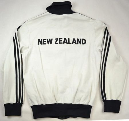 NEW ZEALAND OLYMPIC ADIDAS TOP S