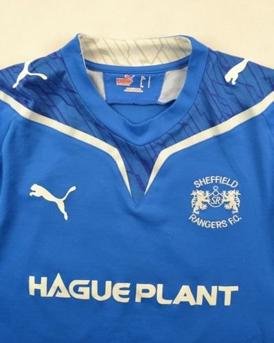 SHEFFIELD RANGERS SHIRT L