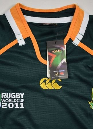 SOUTH AFRICA RUGBY CANTERBURY SHIRT 2XL