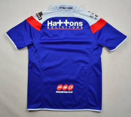 ST.HELENS R.F.C RUGBY ISC SHIRT S