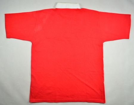 WALES RUGBY COTTON TRADERS  SHIRT L